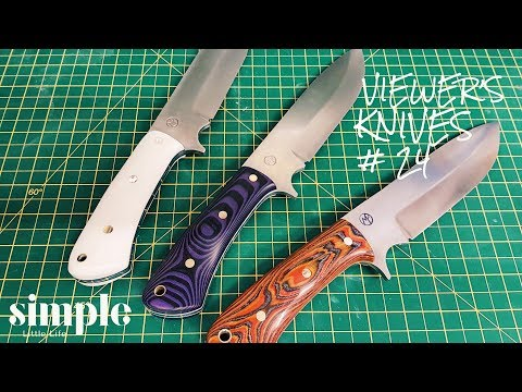Viewer's Knives 24