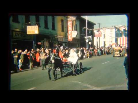 Belleville Ontario parade from early 1960s