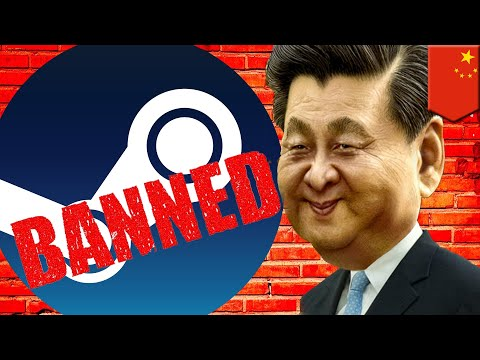 Steam blocked in China: PRC blocks Steam Community access - TomoNews