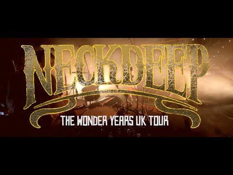 Neck Deep - The Wonder Years UK Tour