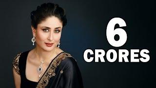 Kareena Kapoor Khan's Upcoming Movie | 6 CRORE RUPEES DEAL