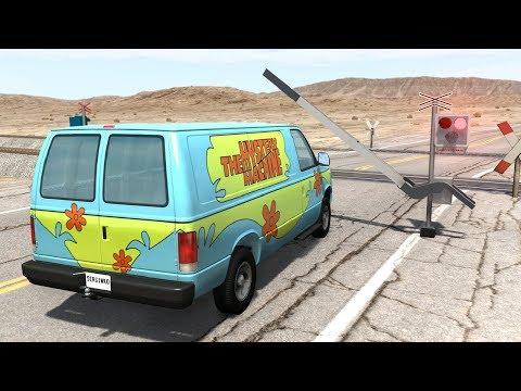 Instant Karma & Car Near Misses (Close Calls) 7 - BeamNG Drive