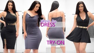 Dressy Dresses | Try-on Haul at Iza Apparel with Viktoria Kay thumbnail