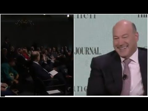 Gary Cohn is Shocked As CEOs do not Like the GOP's tax reform plan.