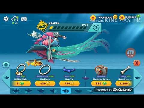cách hack hungry shark evolution android - Hướng dẫn tải hack hungry shark!!!