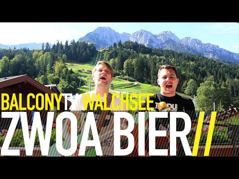 ZWOA BIER - MIM RADL IN DIE BERG NEI (BalconyTV)