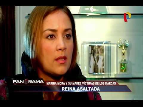 Reina asaltada: Marina Mora y su madre víctimas de marcas