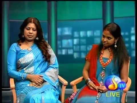 Deepam TV Interview with Beautician Mrs Abarna Balanathan & S24 Fatima