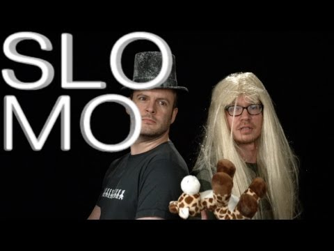 Jonti Picking and Liam Sullivan: SloMo Party