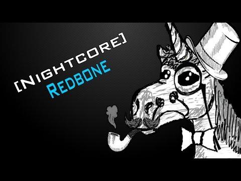 [Nightcore] Redbone