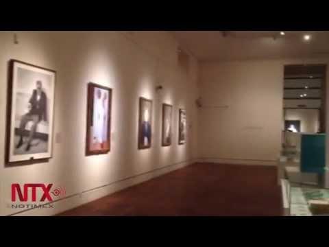 Exhibe Biblioteca Nacional de España retratos de Premios Cervantes