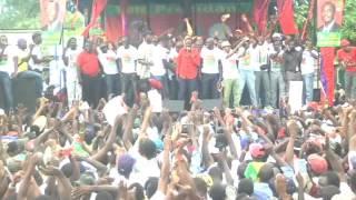 Jovenel Moïse PHTK, deklare lap mache ak Moïse Jean-Charles Pitit Dessalines