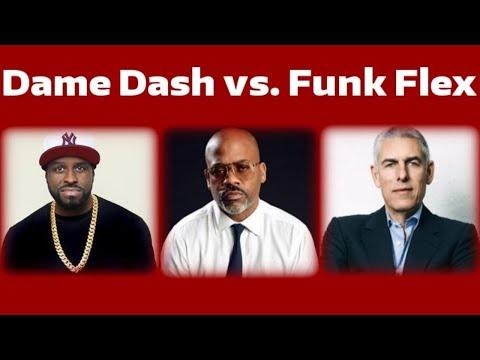 Dame Dash vs. Funk Flex  {The Reality}