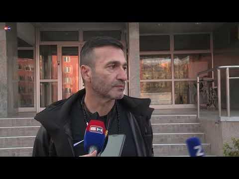 Banjaluka - Dragicevic ispred tuzilastva i tim advokata