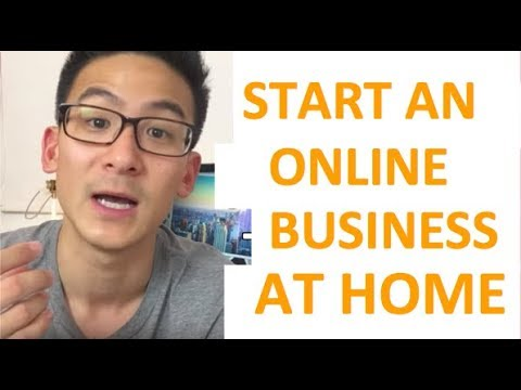 How To Start An Online Business From Home - Home Business Ideas