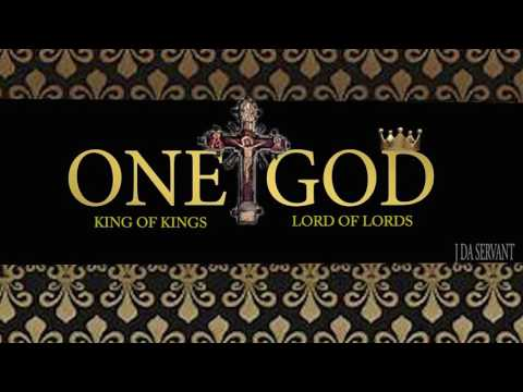 NEW Christian Rap -J DA SERVANT - ONE GOD FULL ALBUM