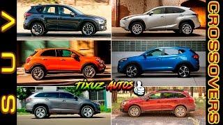 El futuro de las SUVs | Tixuz Autos HD