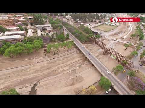 Puente Tucumán - única mano