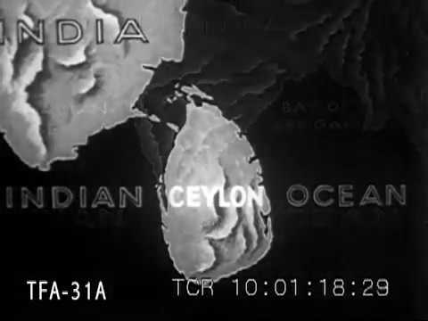 Tropical Ceylon 1932