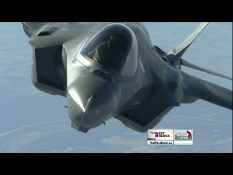 The West Block - The F-35 Debate: Budget Officer vs Conservative MP