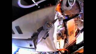 ISS Cosmonauts Complete Spacewalk