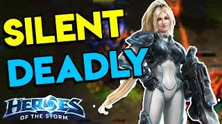 Heroes of the Storm (HotS) | TEAM LE BABY | NOVA Gameplay w/ Jesse Cox and Sinvicta