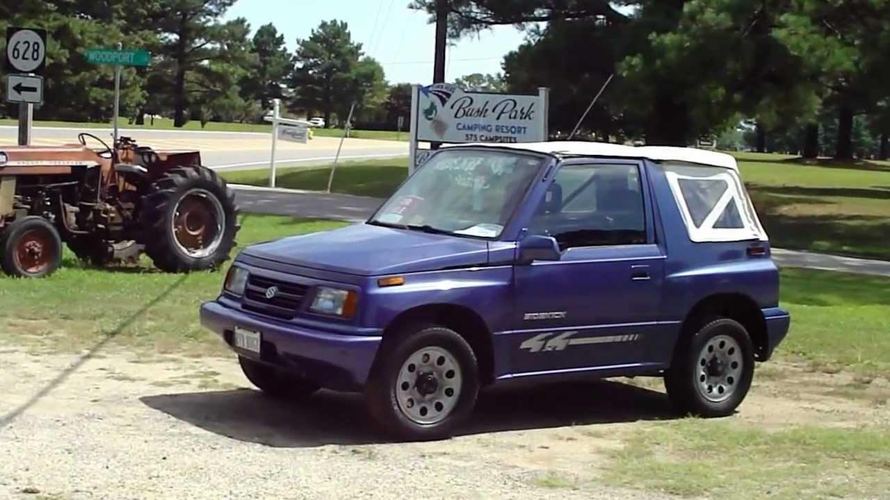 Suzuki Sidekick Jx