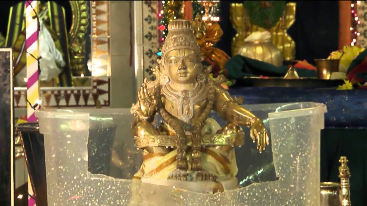 Why is lord ayyappa fond of ghee