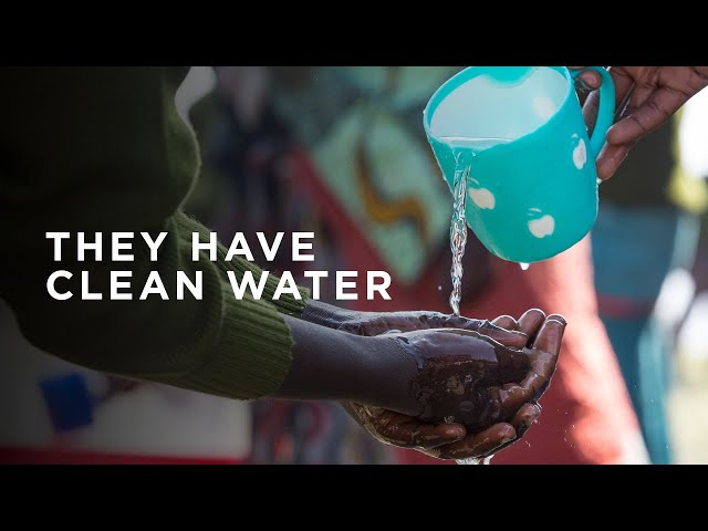 Clean Water Has Completely Changed Their Lives! - Compassion International