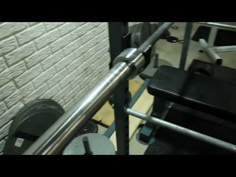 Cap Barbell Olympic Bar 2 Inch 1000 Pound Capacity 7 Feet By Review