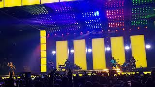 Bruno Mars 24k Magic Auckland Tour - Finesse