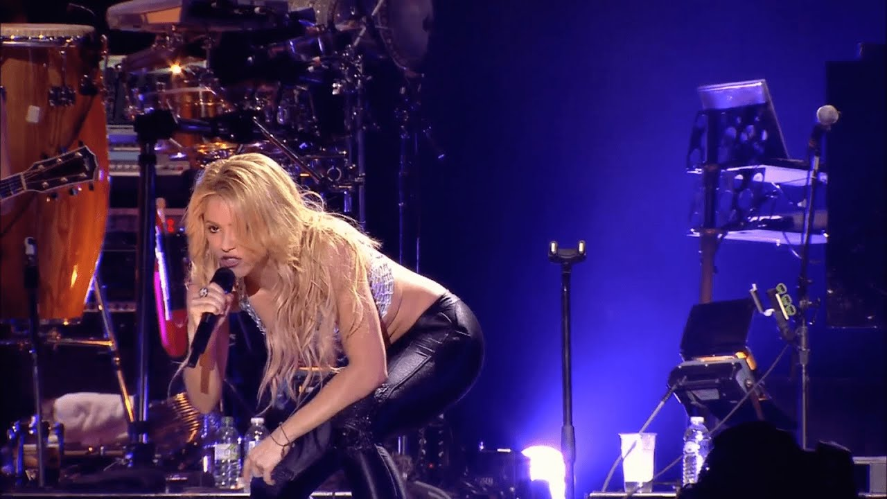 Download Shakira-Ciega, sordomuda (Live From Paris)