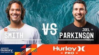 Jordy Smith vs. Joel Parkinson - Hurley Pro at Trestles 2016 Final