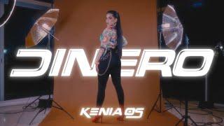 Смотреть клип Kenia Os - Dinero