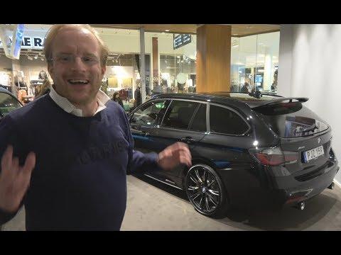 [4k] BMW M Performance 340i Touring xDrive 360 HP 500 Nm BMW M Performance Power and Sound Kit