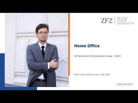 Home Office | 90 Seconds of Employment Law