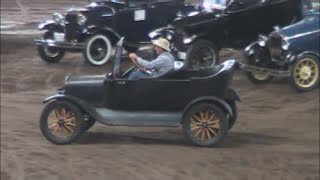 Antique Car Races San Diego County Fair 6-27-2015