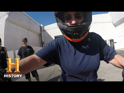 Counting Cars: Danny Unveils Wendy's New Motorcycle (Season 8, Episode 15) | History