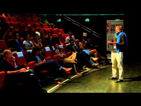 Social Media is the new Junk Food: Alexander Steinhart at TEDxEutropolis