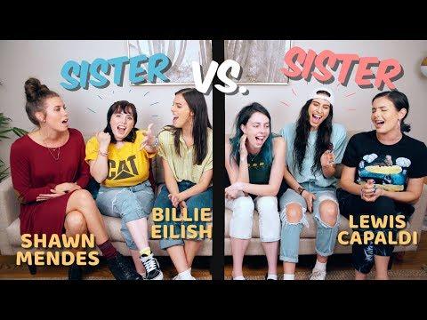 SISTER VS. SISTER HARMONIZING CHALLENGE | PART 2