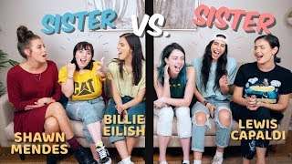 SISTER VS. SISTER HARMONIZING CHALLENGE | PART 2