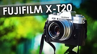 Is the X-T20 worth buying in 2019?   Fujifilm X-T20 Review