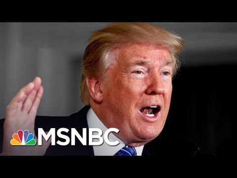Report: Donald Trump Vents About Russia To His Lawyers On Morning Call | The 11th Hour | MSNBC