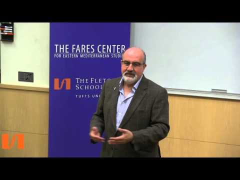 Highlights: Dr. Nassim Nicolas Taleb's Introduction on Complexity Theory