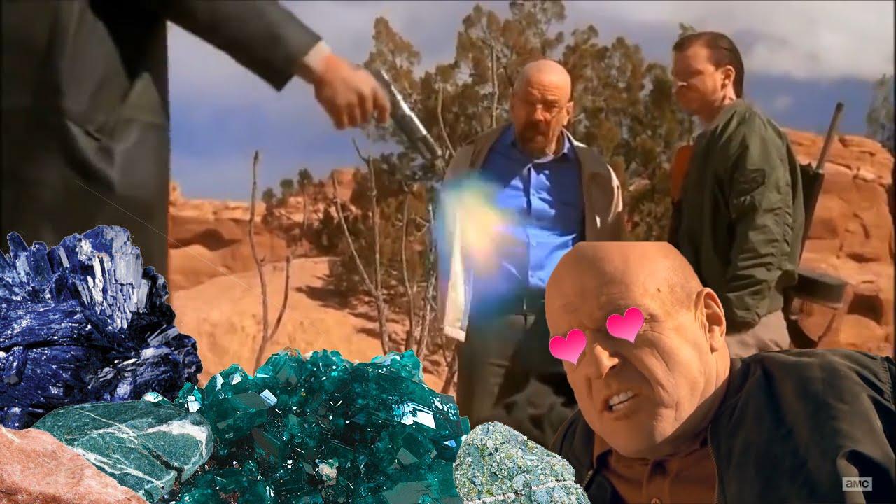 Hank Breaking Bad Minerals | www.pixshark.com - Images ...