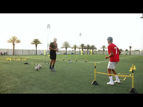 Promo Video for Regional Sports Abu Dhabi (Master your Skills, Master the Game) - iamNSQRD