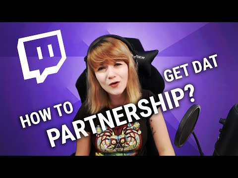 TOP 10 MYTHS & FACTS about TWITCH PARTNERSHIP! - Streaming for Dummies with Outstar