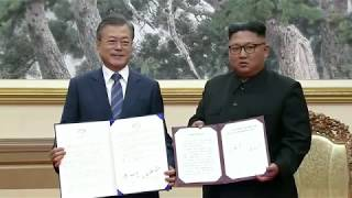 North Korea's Kim Jong Un says he will visit South Korea