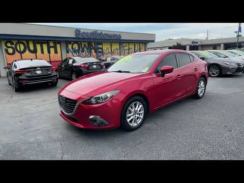 2015 Mazda Mazda3 Riverdale, Morrow, Union City, Jonesboro, Forest Park, GA BP11565A from YouTube · Duration:  1 minutes 1 seconds