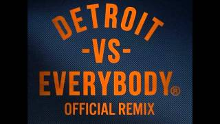 Trick-Trick Feat. Various Rappers- Detroit Vs. Everybody (Remix)